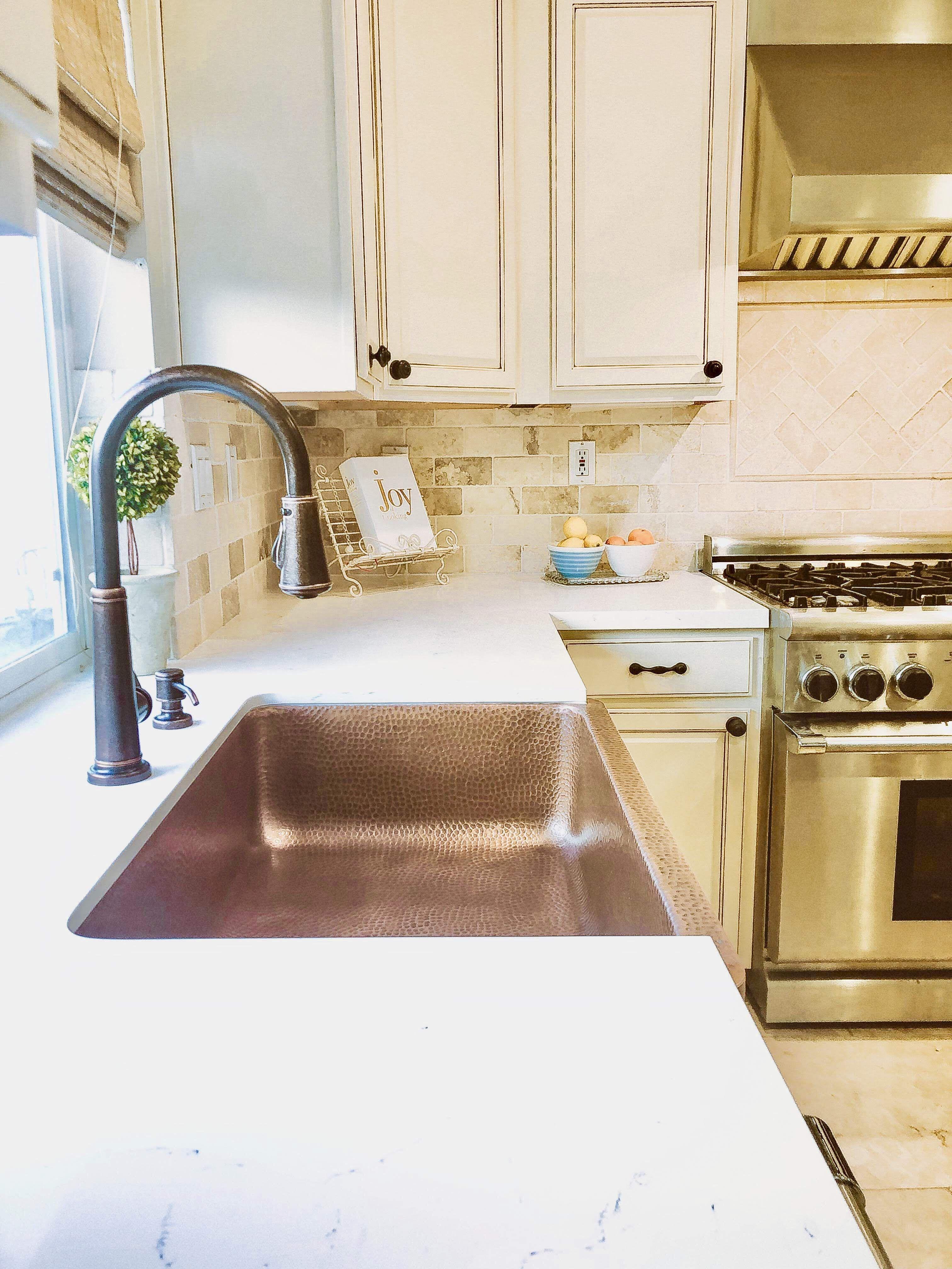 COPPER SINK REVIEW Sink, White farmhouse sink, Copper