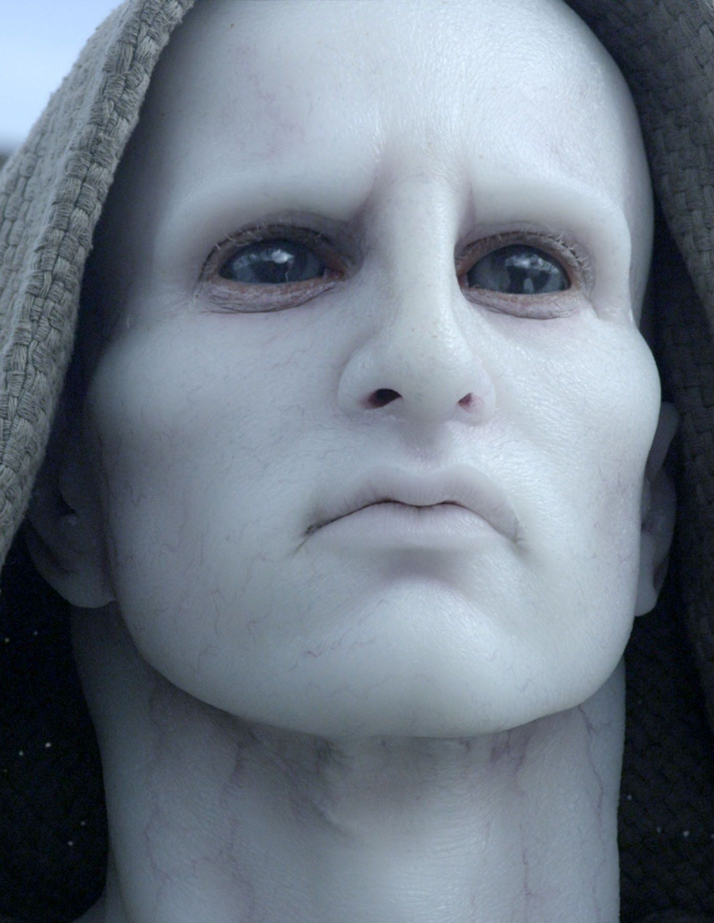 From Prometheus Doesn T He Look Like Voldemort Mixed With