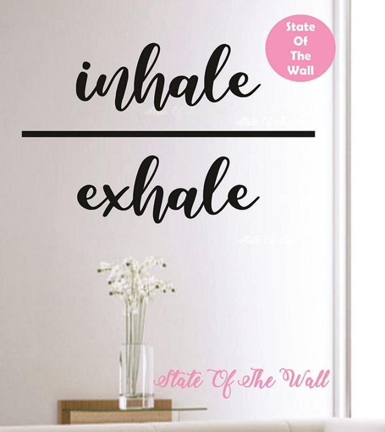 Park Art My WordPress Blog_Inhale Exhale Wall Art Target