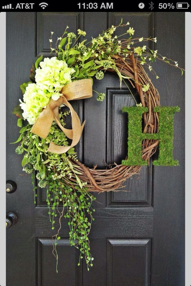 cheap decorating ideas wreaths wreaths country. Black Bedroom Furniture Sets. Home Design Ideas