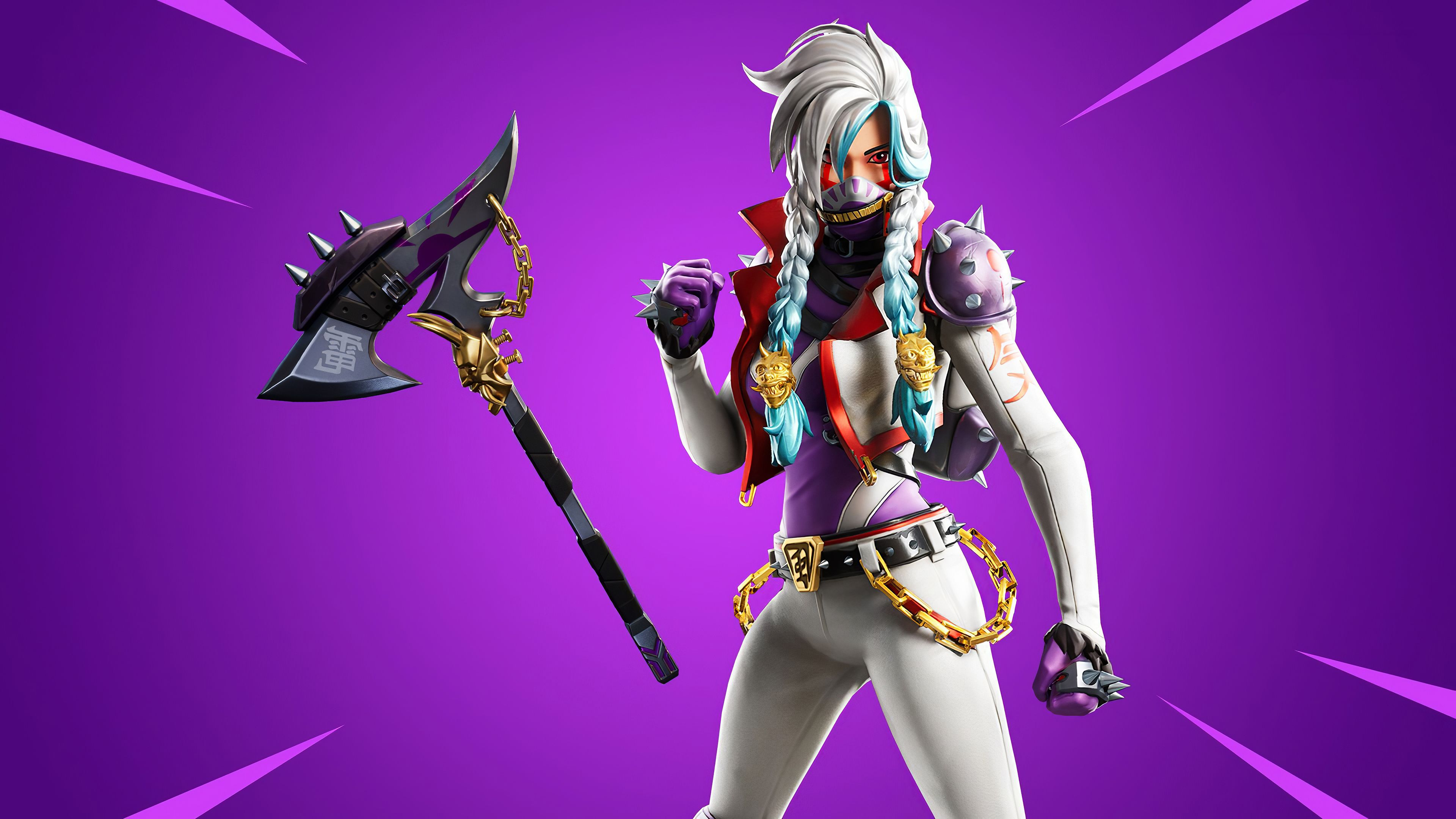 Chained Cleaver Pickaxe Fortnite Chapter 2 Hd Wallpapers Games Wallpapers Fortnite Wallpapers Fortnite Chapter 2 Wallpa Fortnite Epic Games Fortnite Chapter