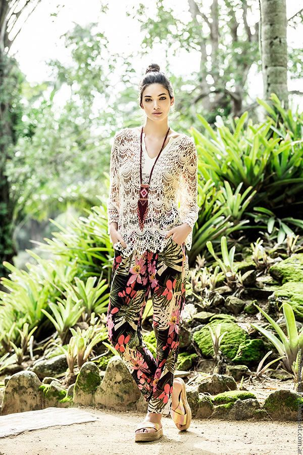 En Blusas Moda Style Y 2017 Vestidos India Túnicas Pantalones q4tRWw