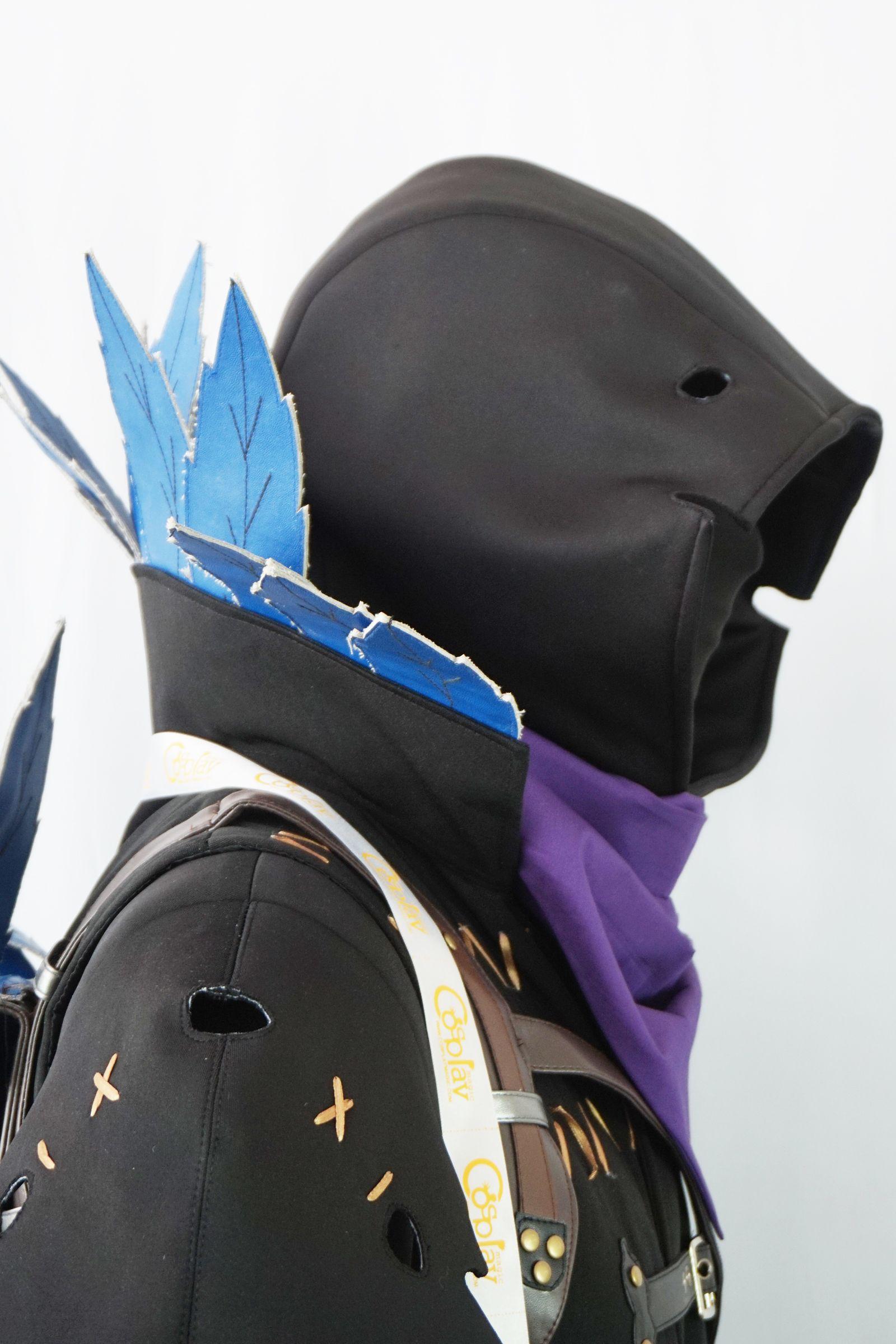 Fortnite Raven Cosplay Costumes Cosplaymagic Com Kadezo