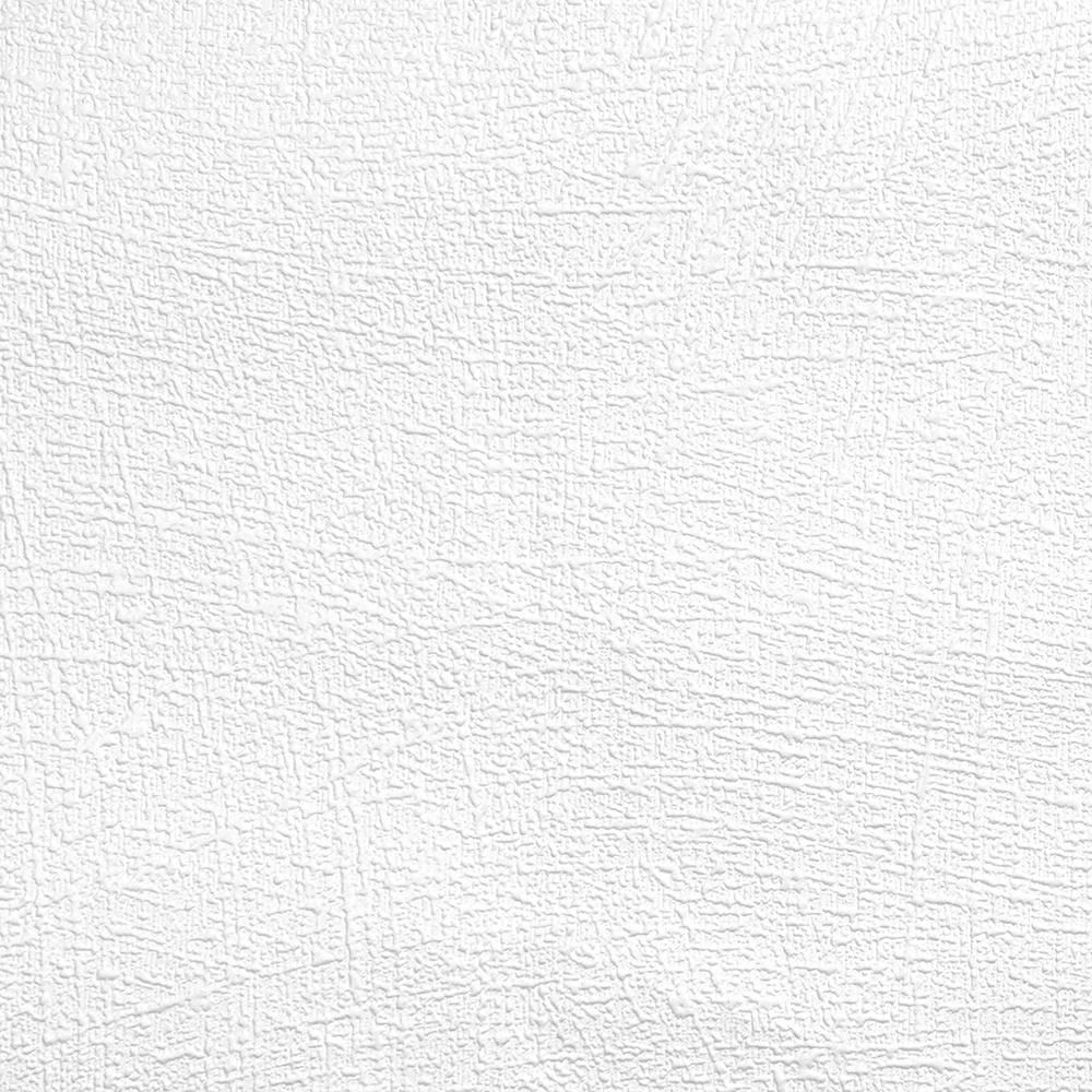 56.4 sq. ft. Chilton Paintable Stucco Texture Wallpaper