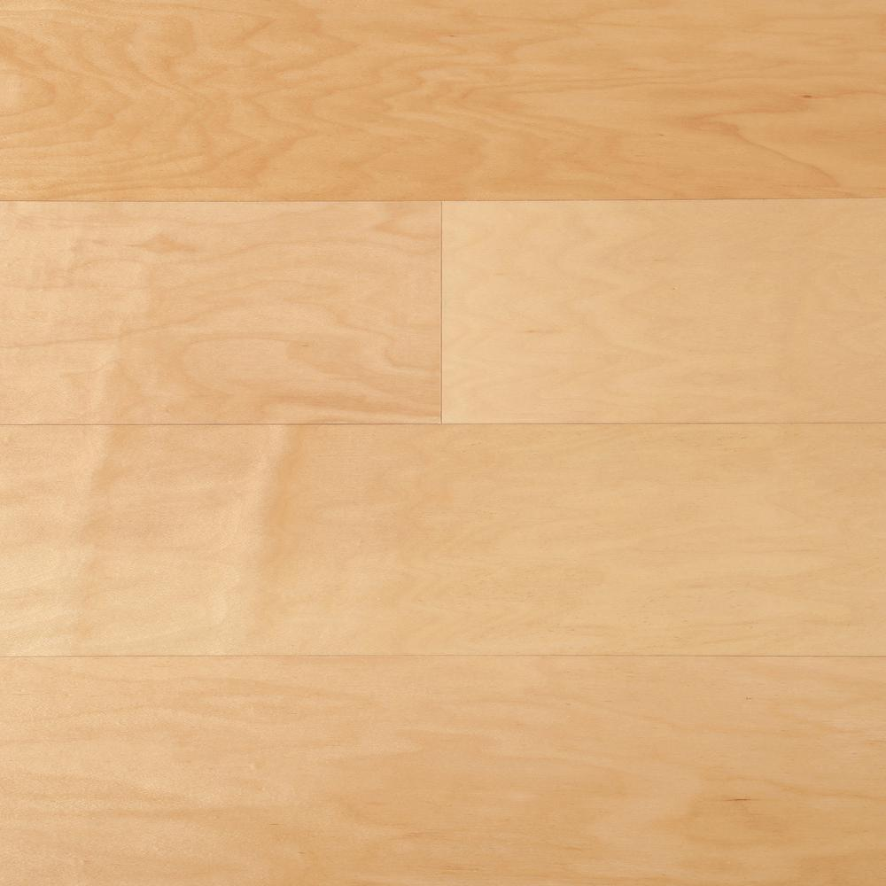 Bruce Proshield Natural Maple 3 8 In Thick X 5 In Wide X Varying