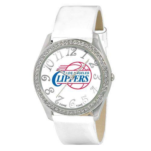 Los Angeles Clippers NBA Ladies Glitz Series Watch