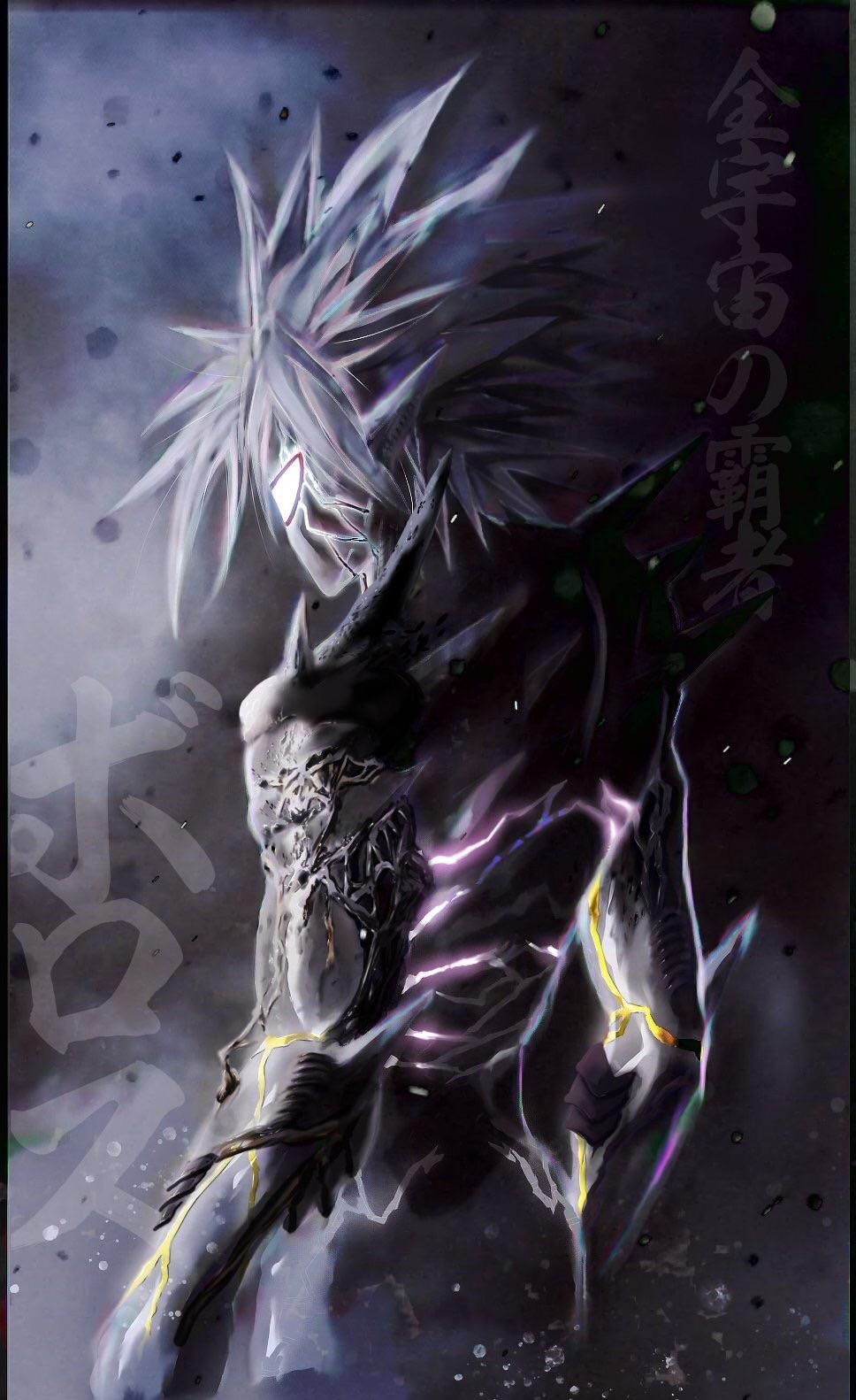 Lord Boros by Cminglap One punch man anime, One punch