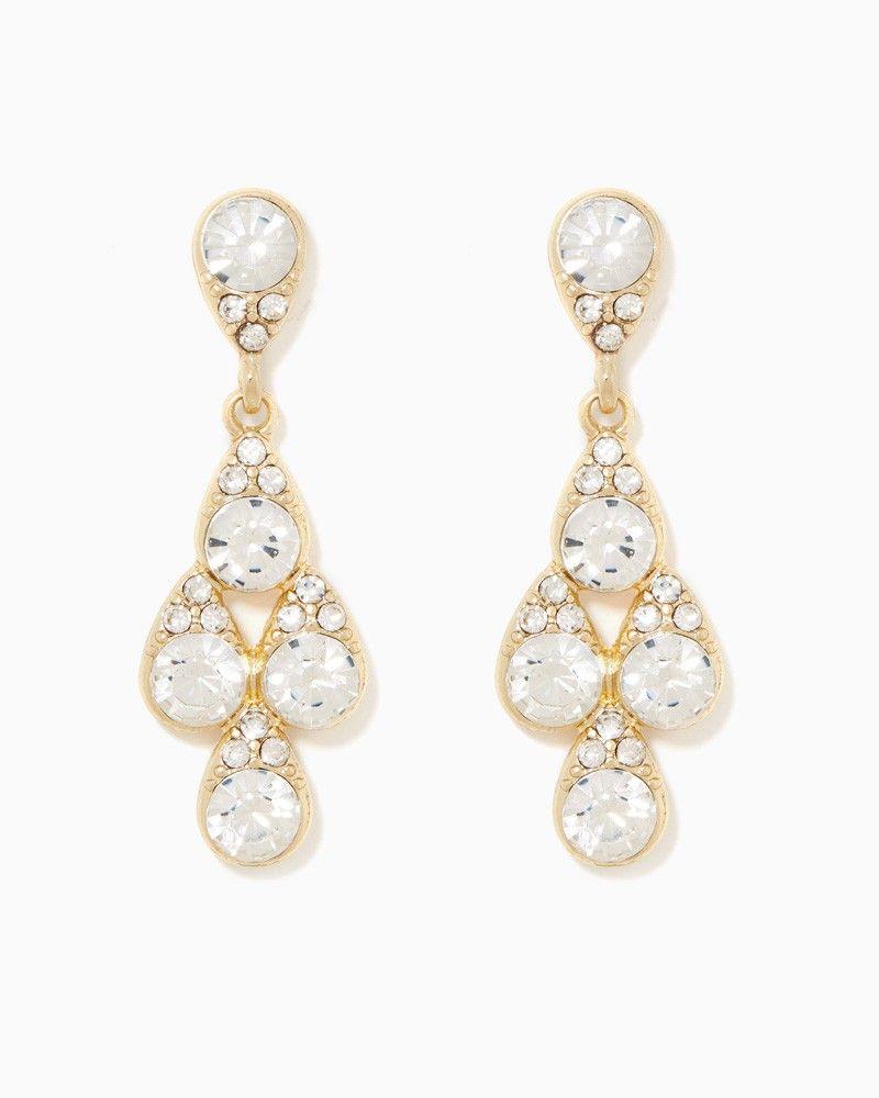 Marlow Chandelier Earrings Fashion Jewelry RSVP charming