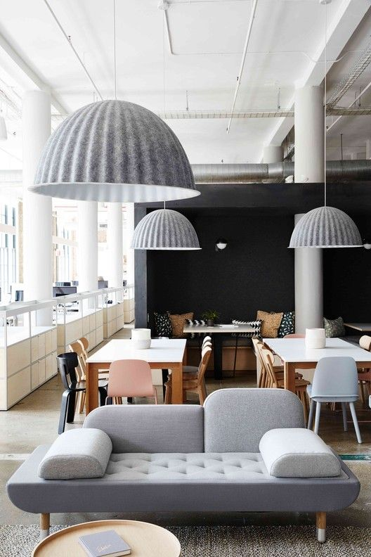 Dots forrest frazier architecture af cool pinterest office interiors decor and interior design also rh