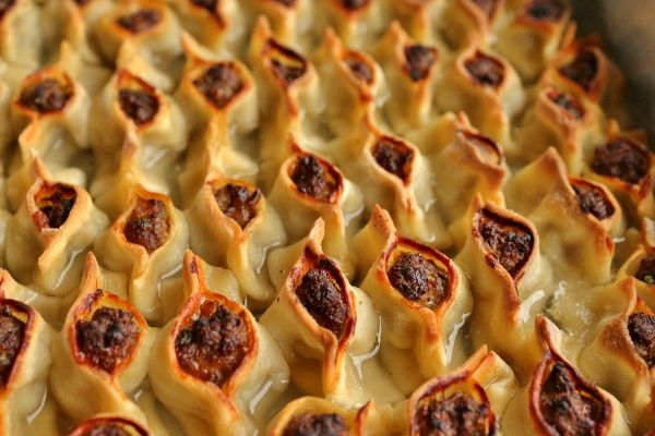 Homemade Manti (Armenian Dumplings)