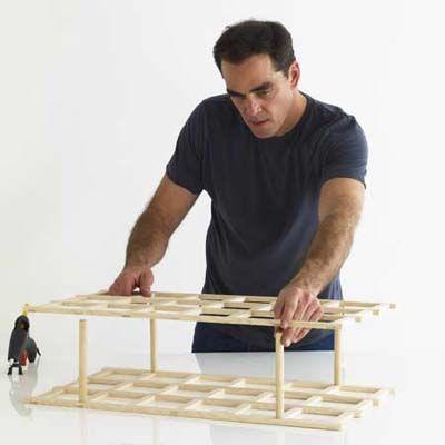 Stylish Kitchen Upgrades From DIY Kits | Wine rack, Kitchens and ...