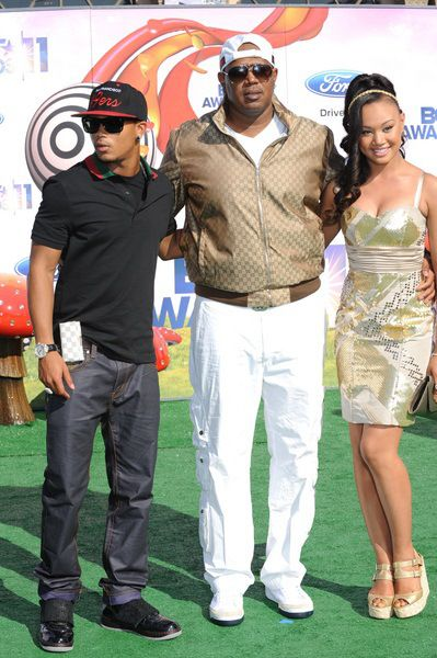 Master P has nine kids including budding superstars Romeo and