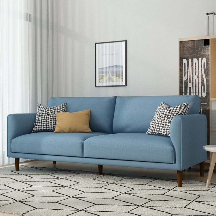 Modern Upholstery Fabric Furniture Sofa