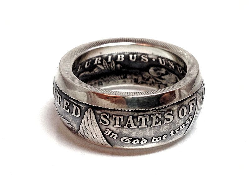 This is real KING OF THE COIN RINGS!!! Just Perfect ...