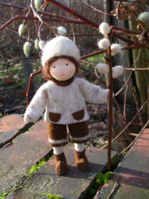 Weidenk tzchen blumenkinder und waldorf - Weidenkatzchen deko ...