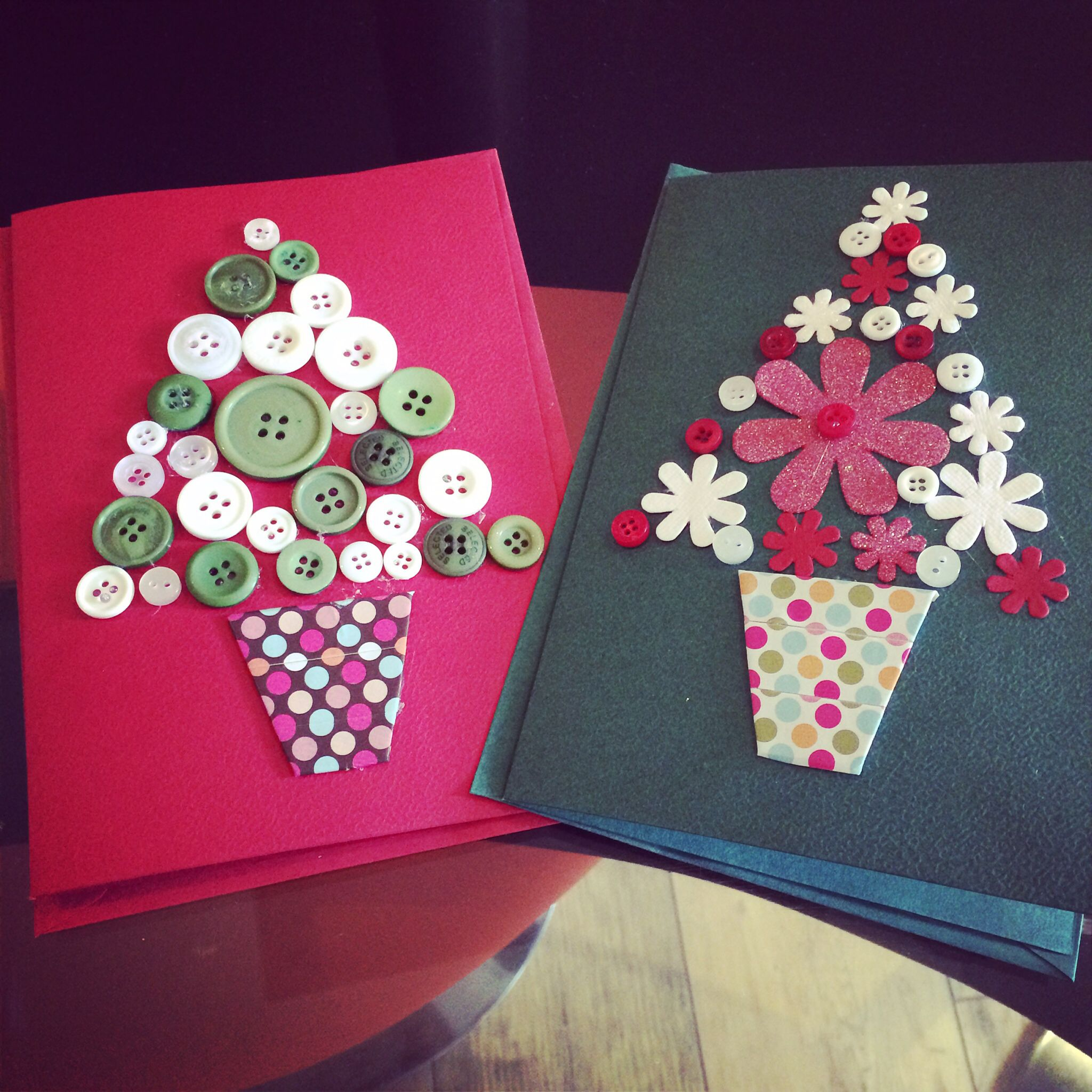 Christmas cards by Lisa