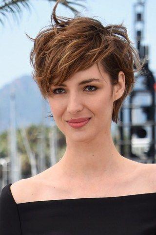 80 coiffures de mariage pour cheveux courts Hair in 2019