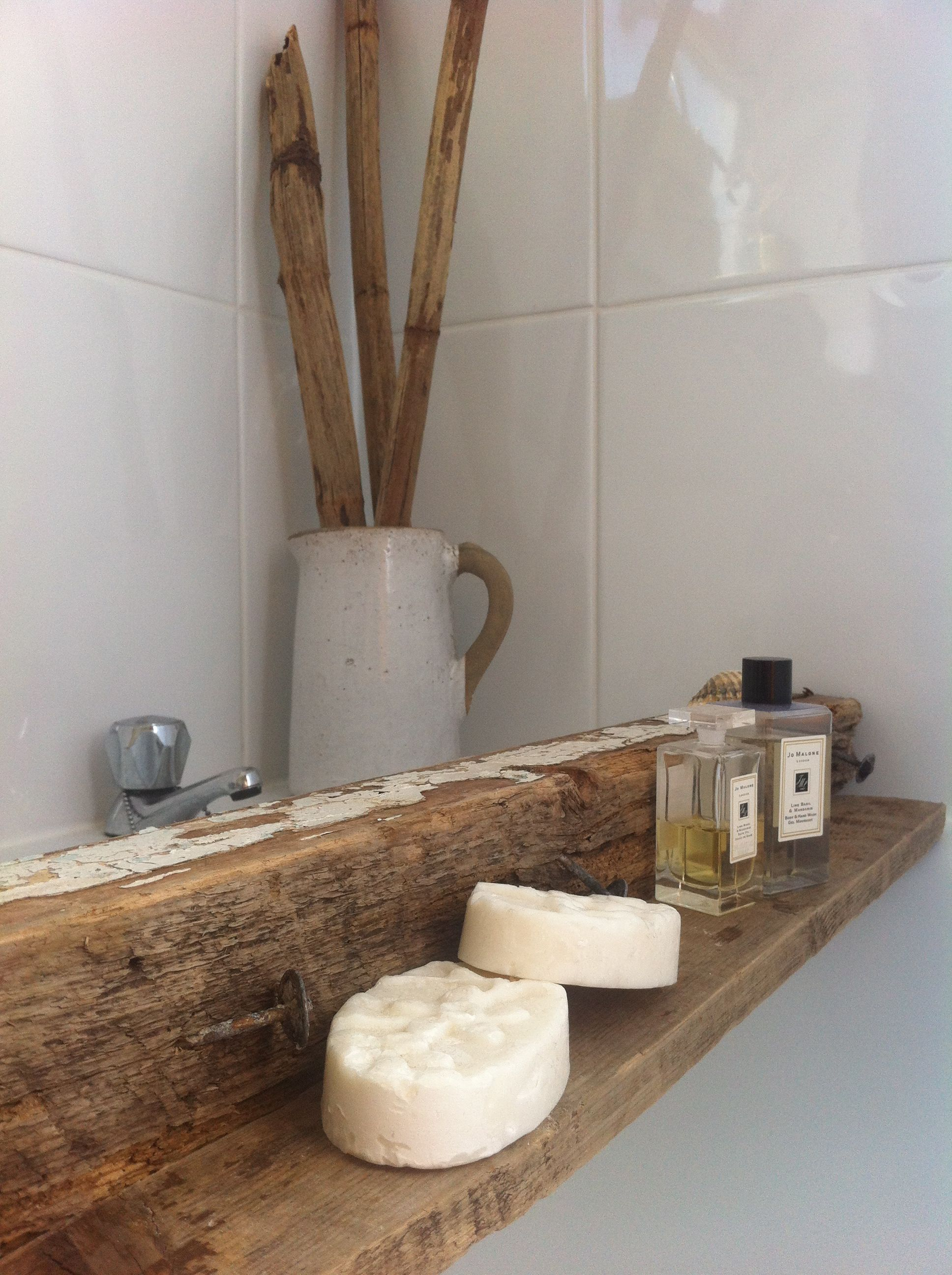 Driftwood Bath Rack Free From The Beach And Totally Unique Bath Rack Bath Driftwood