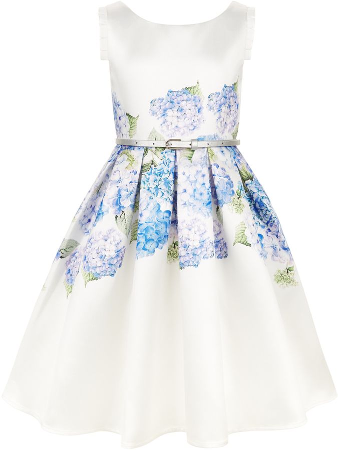Heidi Hydrangea Dress. Heidi Hydrangea Dress Monsoon Flower Girl ... 4ead53faf118