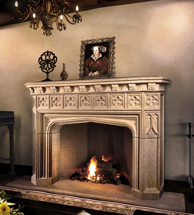 Stone Fireplace Mantel Overmantel Image Gallery Stone