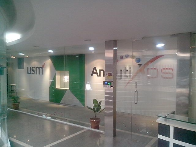 New Office of USM Business Systems Hyderabad. | USM Business Systems