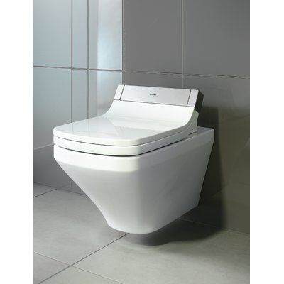 Duravit Durastyle 1 6 Gpf Elongated Toilet Bowl Seat Not Included