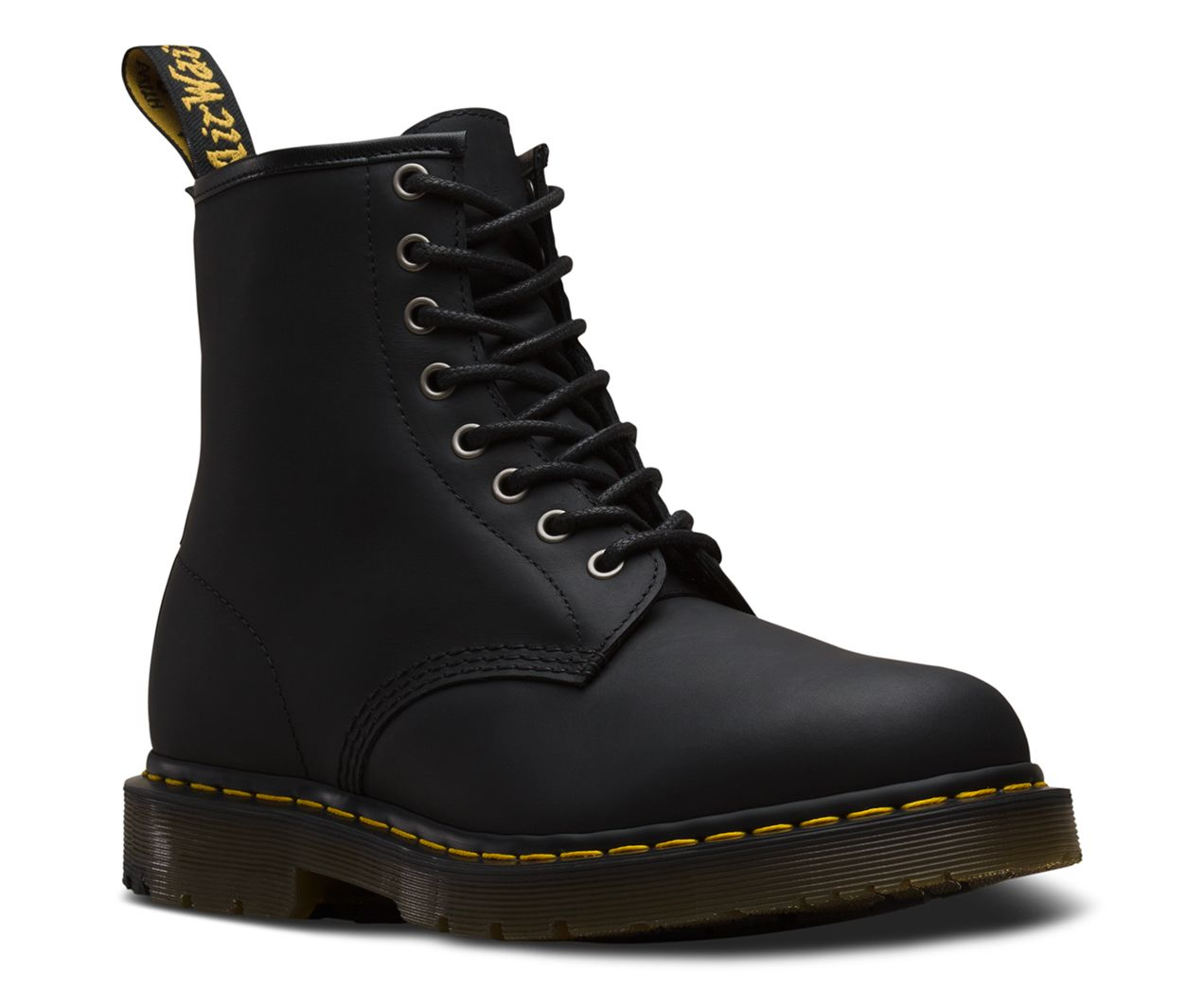 Dr martens 1460 dm's wintergrip lace up boots | Boots, Doc