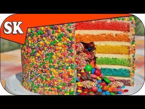 Photo of RAINBOW PINATA CAKE – Einfacher Kuchenteig – Jacs Kuchen – #Batter #Cake # Ca……