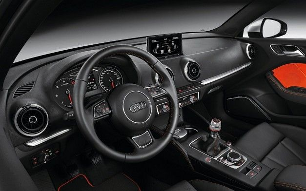 2013 Audi A3 Sportback Driver Seat Interior Dashboard Audi A3