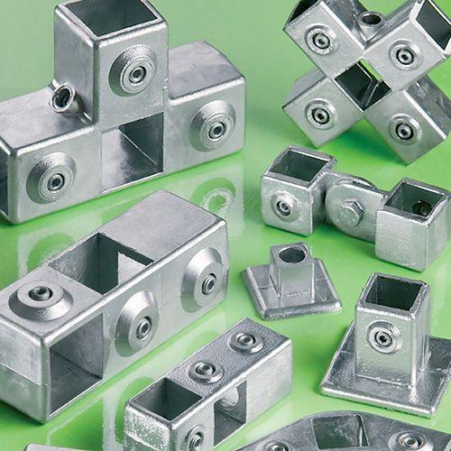 Square tube inserts modular pinterest squares iron