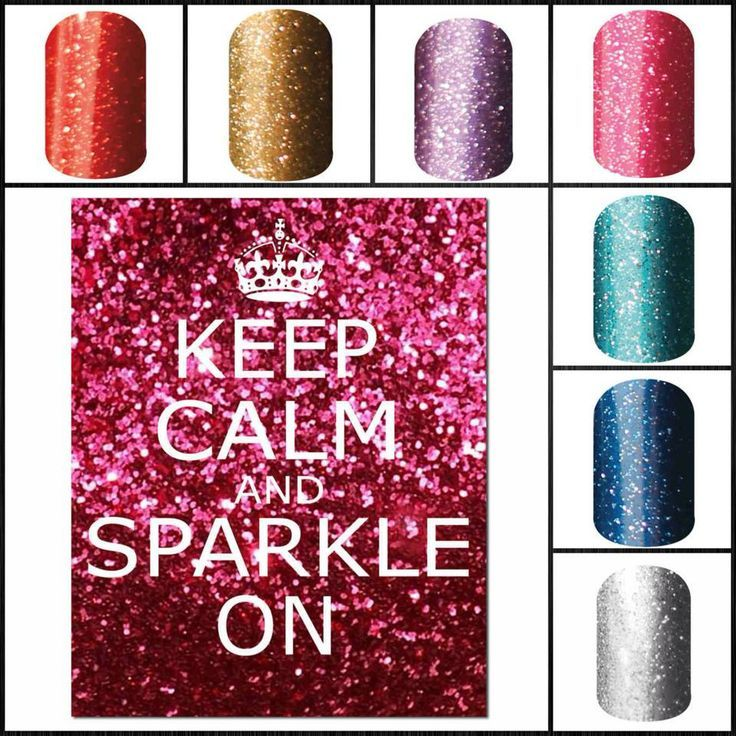 Like it, love it, & shine on! Get your sparkles at JRowland2014.JamberryNails.com