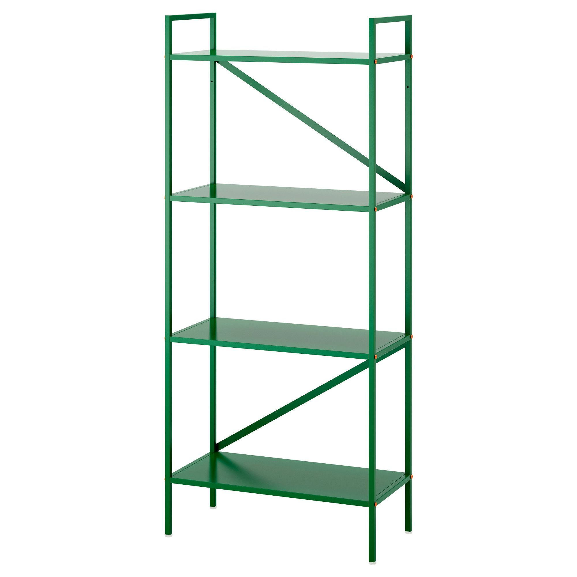 Ikea  Draget, Shelf Unit, Green, , The Design Makes