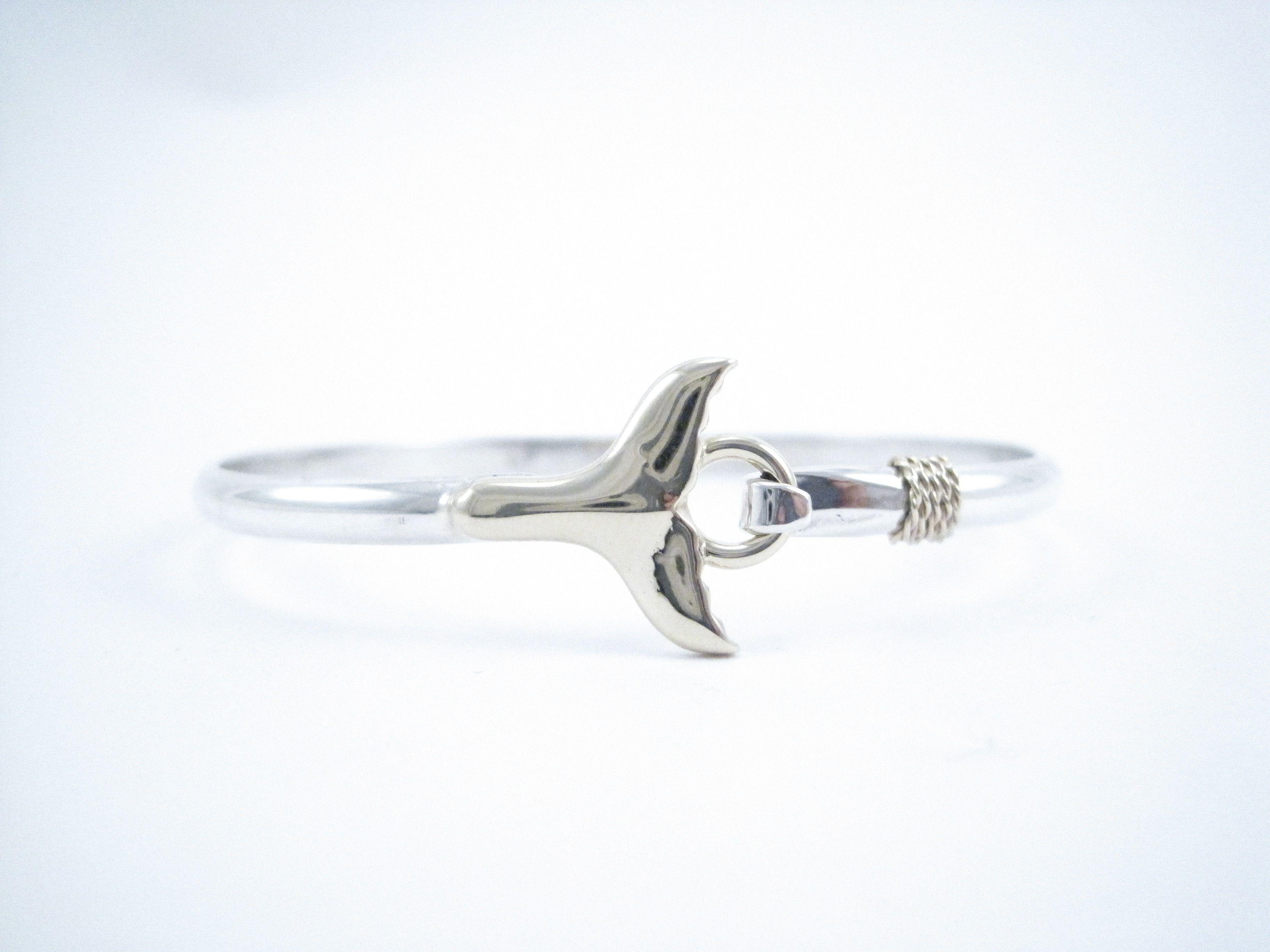 Cape Cod Whale Tail Bracelet Www Jewelcraftcapecod Https