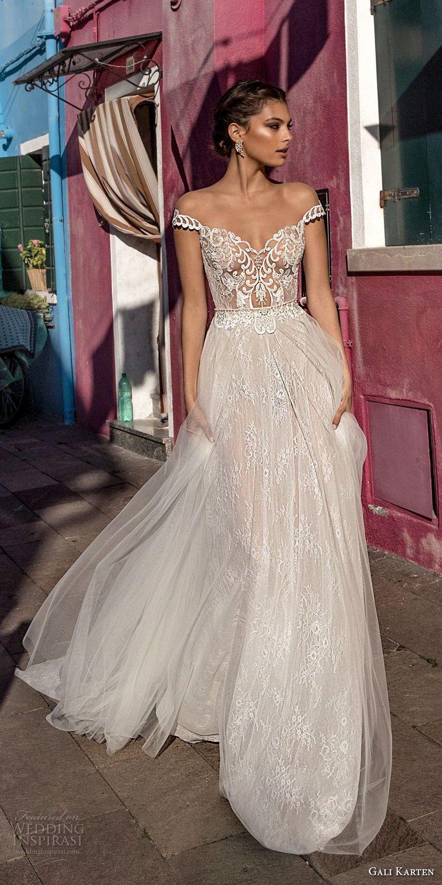Gali Karten 2018 Wedding Dresses First Look At The Burano Bridal