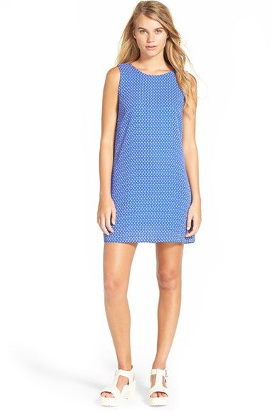 dee elle Print Shift Dress available at #Nordstrom
