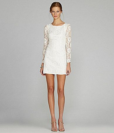 MM Couture by Miss Me Open-Back Lace Dress | Stuff I shouldn't buy ...