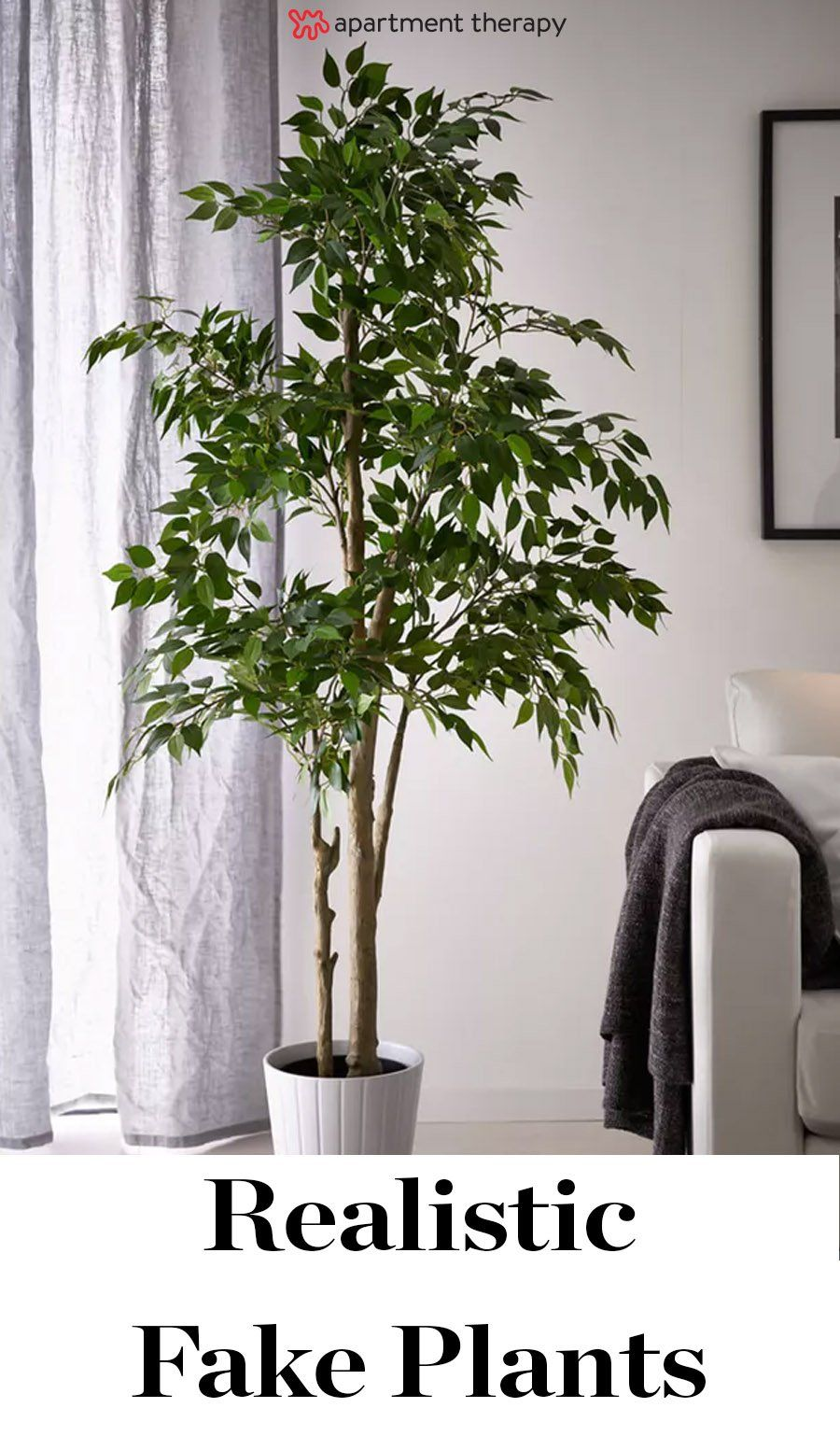 Fake Plants 101 How To Buy The Best Fake Plants Fake Plants Decor Artificial Plants Decor Fake Plants