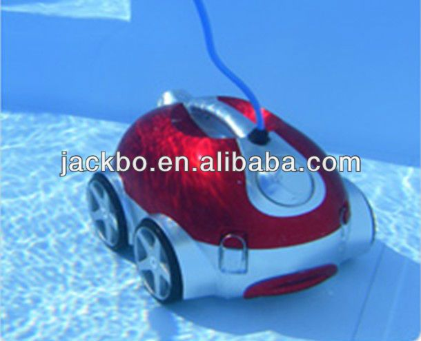 GERAPUS automatic swimming pool robot cleaner -- JackBo ...
