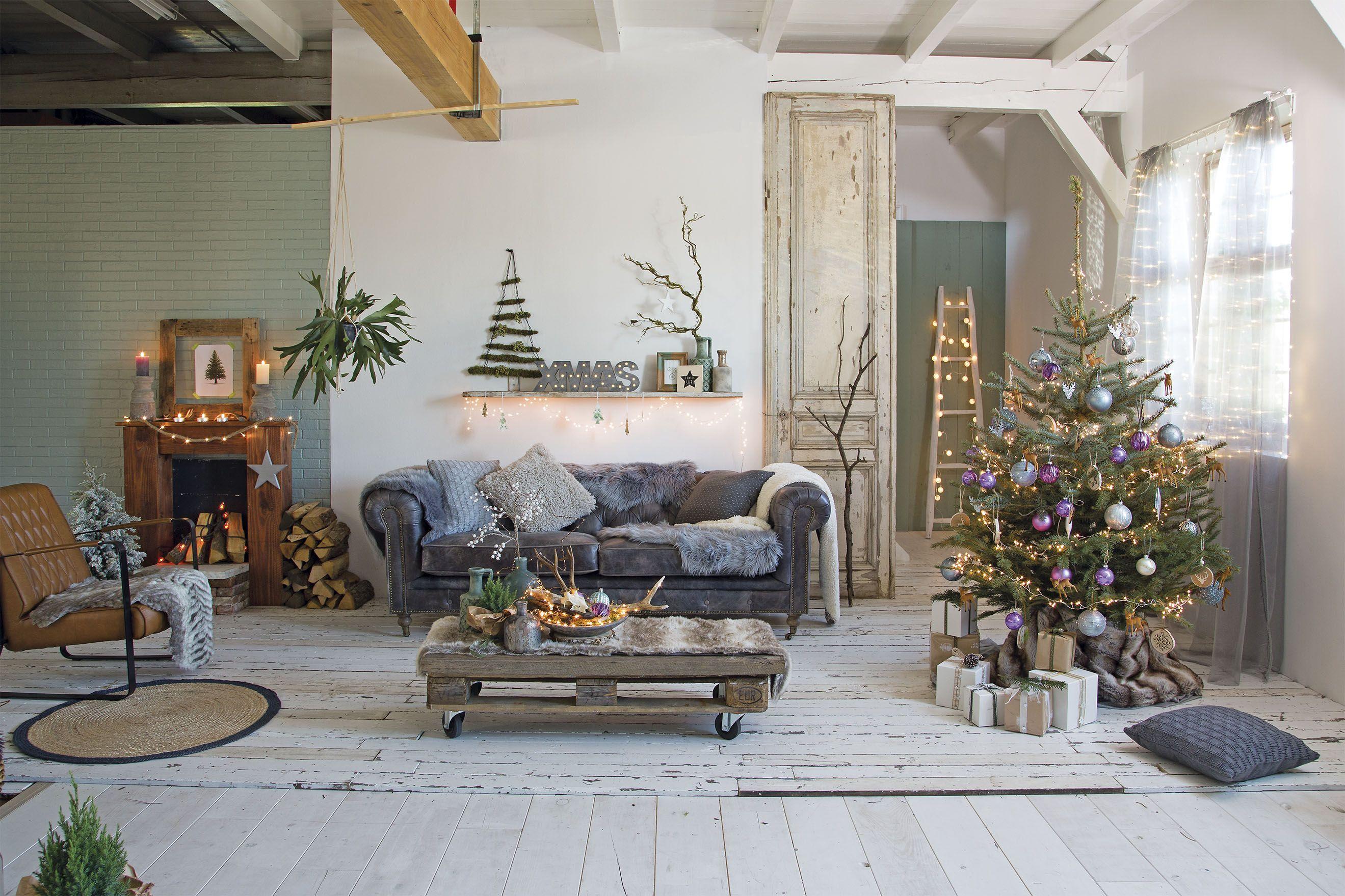 Gezellige woonkamer #kerst #intratuin | Intratuin | Kerst | Pinterest