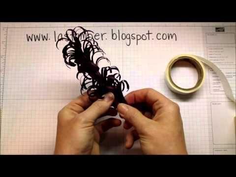 ▶ Blackberry Bliss Paper Flower - YouTube