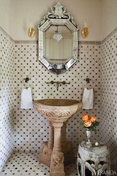40 Beautiful Bathroom Decorating Ideas Vintage Bathroom Decor