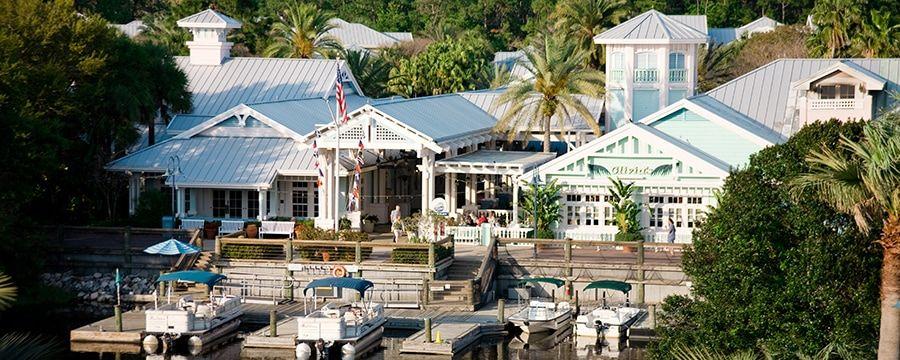 Disney's Old Key West Resort Walt Disney World Resort in