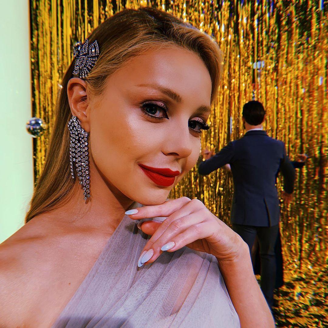 Тина Кароль на Танцах со звездами 2019