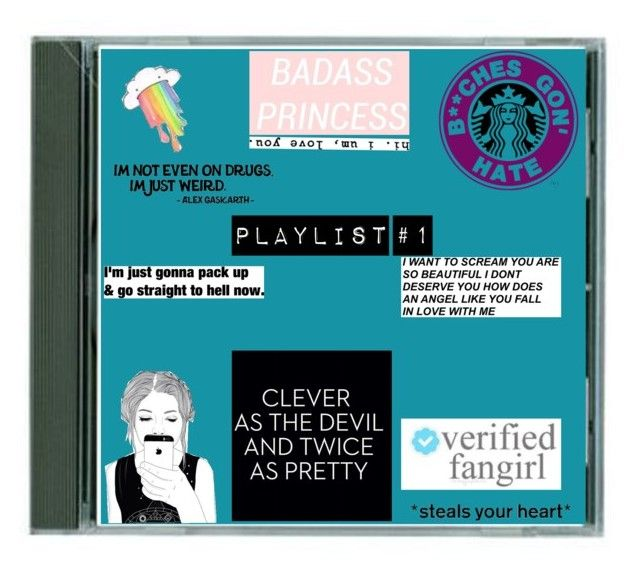 """""""Starting Monthly Playlists!"""" by alyssaclifford124 ❤ liked on Polyvore featuring art"""