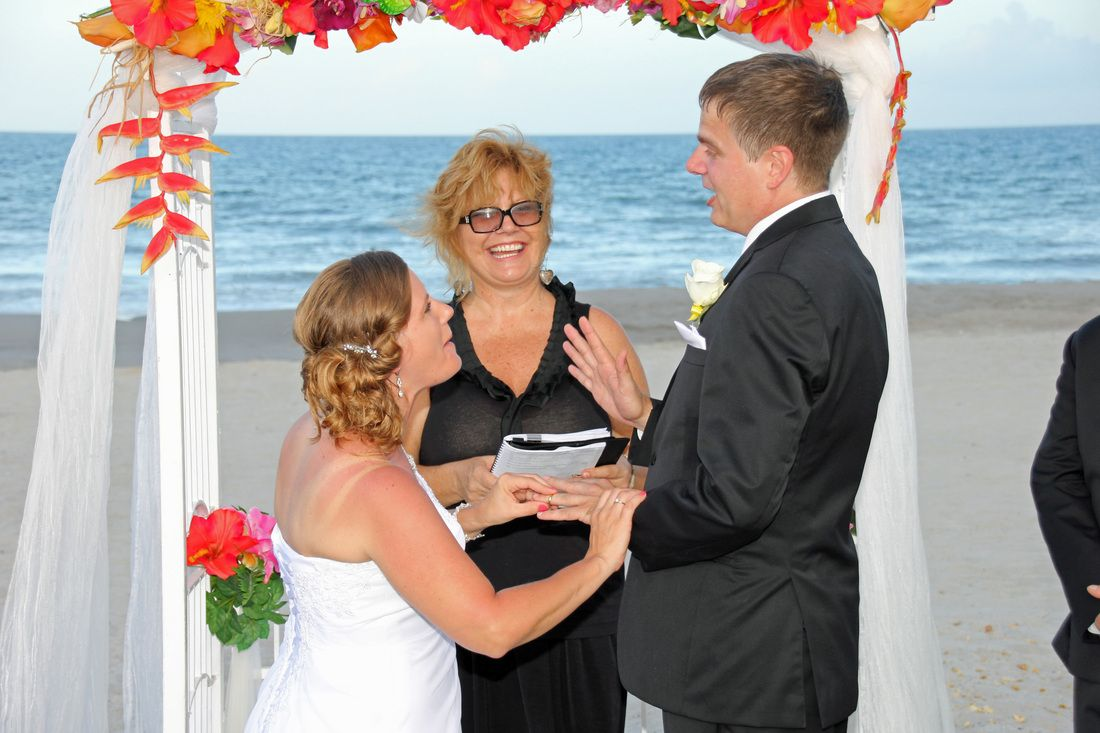 Cocoa Beach Weddings Beautiful Wedding Packages (With