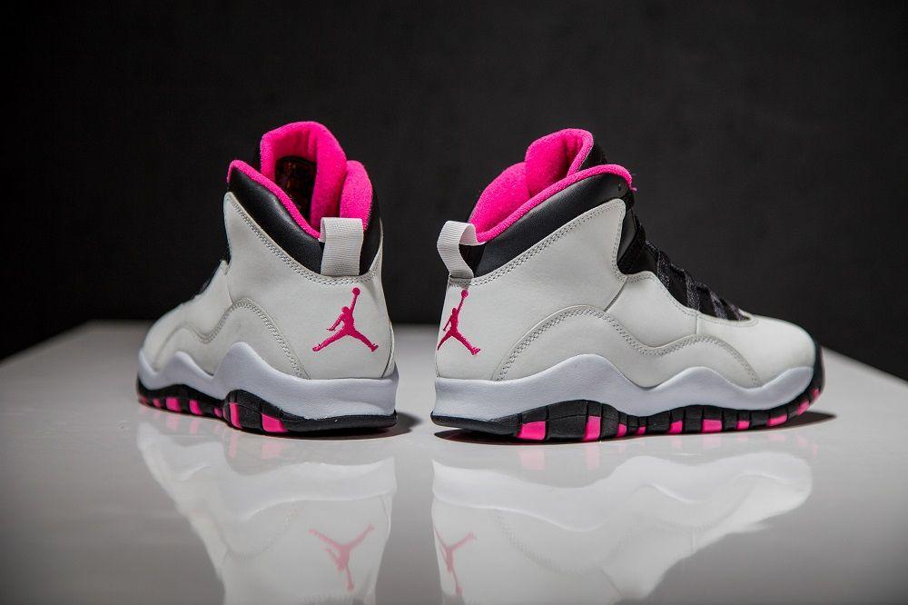 217a0a4db199 Air Jordan 10 GS Vivid Pink • KicksOnFire.com