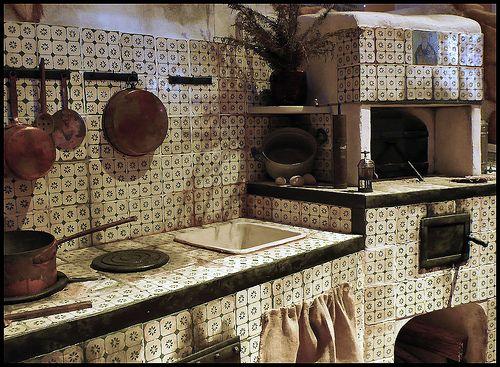 Cucina Della Nonna | casa chianotta | Pinterest | Cucina, Cucine e ...