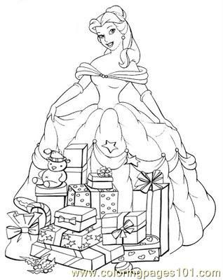 Disney Christmas Coloring pages colouring adult detailed advanced printable Kleuren voor volwassenen coloriage pour adulte anti-stress kleurplaat voor volwassenen Line Art Black and White Santa Noel Peace Gift decoration Toy  Present Elf Ornament Candy Joy Carol Stocking Family