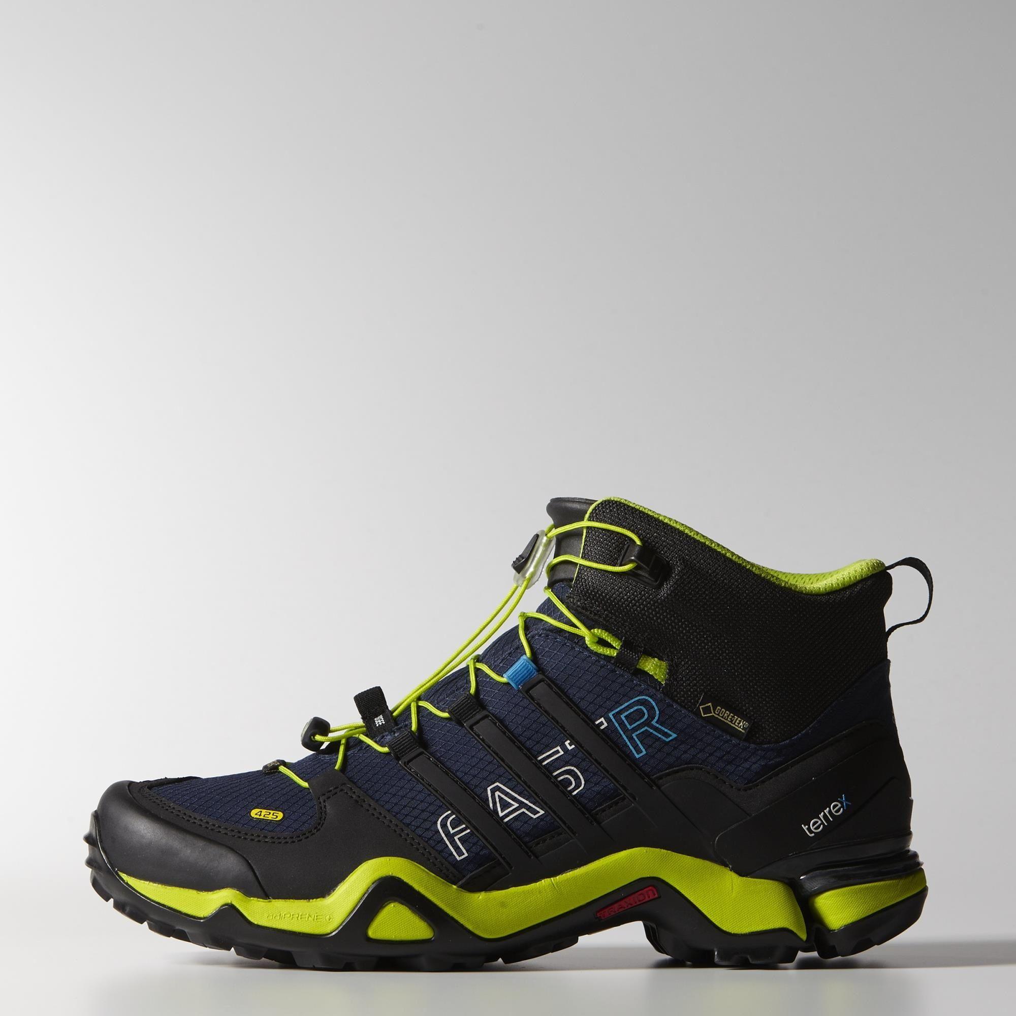 rimborso bibliotecario Serafino  adidasTerrex Fast R Mid GTX | adidas Asia/Middle East | Camping shoes,  Adidas men, Shoes