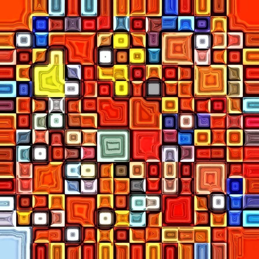 A Geometric Expressionist Meditation created with Krita and G'MIC.  #krita #gmic #geometricexpressionism #geometric #expressionism #digital #meditation #abstract #abstractart #abstractexpressionism #digitalart #digitalpainting #art #wacom #prints #printsforsale #printsavailable #pixel #pixelart #pattern #mandala #gifts #merch #shopping #deviantart
